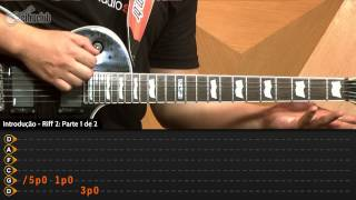 Sad But True - Metallica (aula de guitarra)