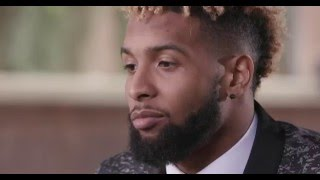 Odell Beckham Interview Buick Cascada's Big Game Commercial