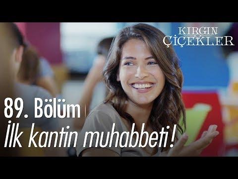 Üniversitelilerin ilk kantin muhabbeti - Kırgın Çiçekler 89. Bölüm
