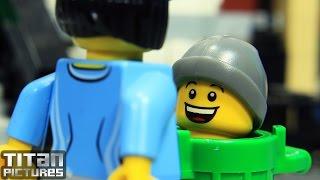 Lego Prank Gone Wrong
