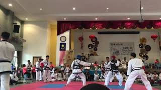 Tang Soo Do National- Paul Yew vs Tan Chia Yong