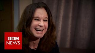 Ozzy Osbourne's final Interview as Black Sabbath frontman - BBC News