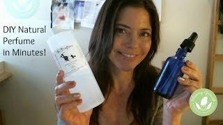 DIY Natural Perfume: 3 Ingredients, 3 Minutes & No Mess