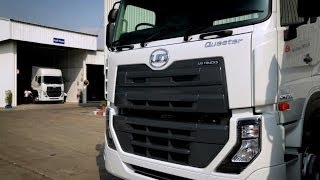 UD Trucks - Delivering the world's first Quester
