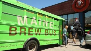 Maine Brew Bus | Portland Maine's Best Craft Beer Tours