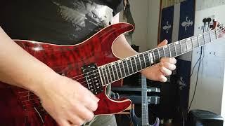 Melissa Merciful Fate (guitar solo improv)
