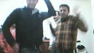 paska dance party with best friends in Athens.flv