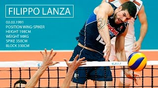 TOP 10 Best Volleyball Spikes by Filippo Lanza