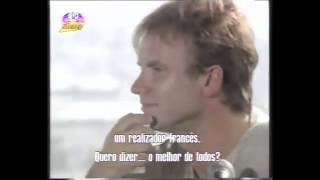 Sting - Bring on the Night - legendas em português