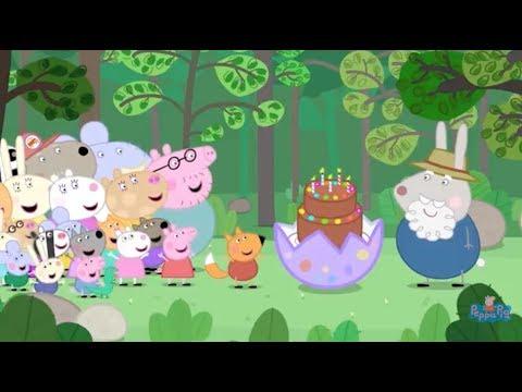 Peppa Pig Episodes - New compilation #5 (1 hour) 2017 - Cartoons for Children