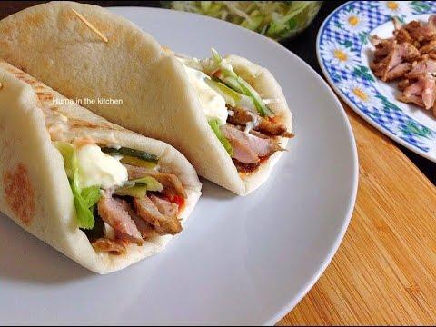 Xxx Mp4 Chicken Shawarma Recipe In Urdu Homemade Chicken Shawarma Style Recipe By HUMA IN THE KITCHEN 3gp Sex