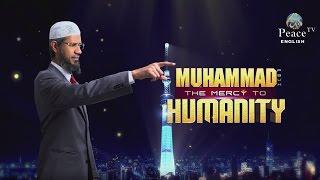 Muhammad (ﷺ) The Mercy To Humanity - Dr. Zakir Naik - Japan Tour 2015