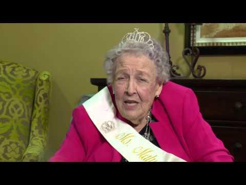 Profile Interview:  Ora Reid, Ms. Mature Irving 2015