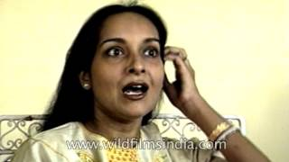 Bengali actress Mamata Shankar speaks about Mrinal Sen