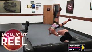 Highlight Reel #341 - John Cena Meets His Greatest Foe: A Couch