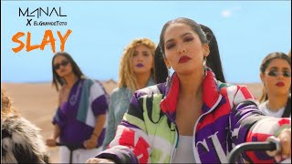Manal - SLAY x ElGrandeToto [ Official Music Video ]