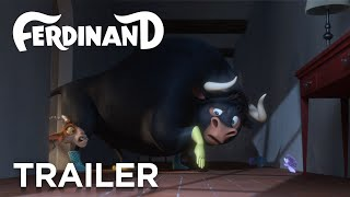 FERDINAND | OFFICIAL HD TRAILER #3 | 2017