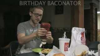 Birthday Baconator