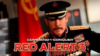 C&C Red Alert 3 + Uprising Movie Allied Soviet Campaigns All Cutscenes