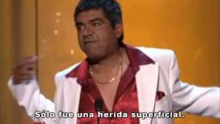 AFI Al Pacino - George Lopez personifica a Tony Montana (HQ/Sub. Esp.)