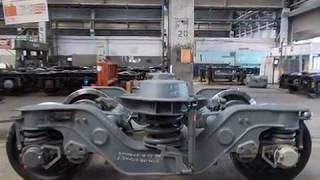 Manufacturing  of High Speed FIAT Bogie of Indian Railway Passenger Coaches