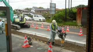 Tidiest Roadworks are in Japan!