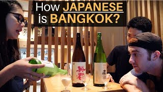 How JAPANESE is BANGKOK?!