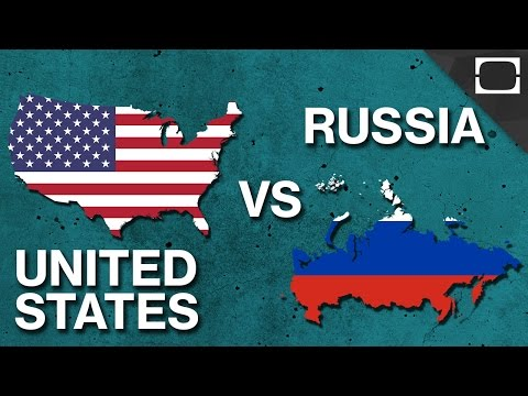 Why Does Russia Hate The United