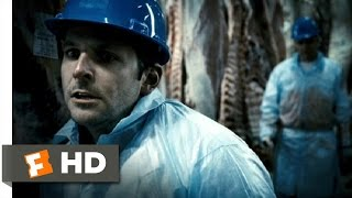 The Midnight Meat Train (4/8) Movie CLIP - The Meat Locker (2008) HD
