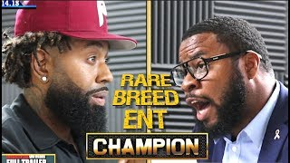 CHAMPION | AYE VERB VS TECH 9(MURDA MOOK) - FACEOFF - RARE BREEDS