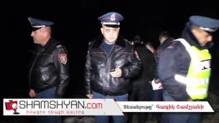Խոշոր ավտովթար Երևան-Արմավիր ճանապարհին. բախվել են Mercedes-ները