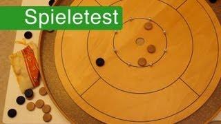 Crokinole (Spiel) / Anleitung & Rezension / SpieLama