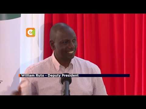DP Ruto throws jibe at Orengo Raila