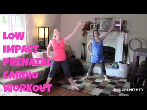 Xxx Mp4 Exercise During Pregnancy Free Full Length 20 Minute Low Impact Prenatal Cardio Workout 3gp Sex