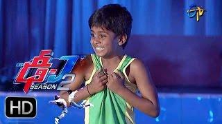 Dhee Juniors2 -  Prudhvi Performance -  Raghuvaran B Tech - Amma Amma - 30th Sept 2015