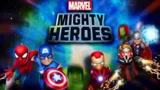 Marvel Mighty Heroes ( April 2015 )