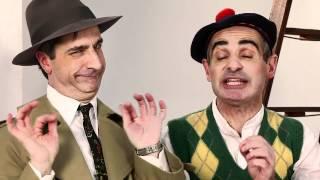 Les 39 marches - Une comédie policière hilarante !