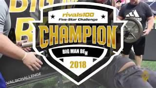 Rivals 100 Five Star 2018 Big Man Bench Challenge