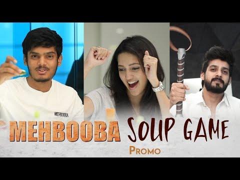 Xxx Mp4 Mehbooba Soup Game Promo Akash Puri Neha Shetty Vishu Reddy Puri Jagannadh 3gp Sex