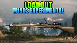 Loadout M1903 Experimental - Not Your Typical Sniper | Battlefield 1 Scout Gameplay