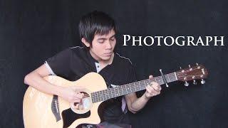 Photograph - Ed Sheeran (fingerstyle guitar cover)