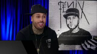 Nicky Jam Entrevista - Fenix y xXx: Return of Xander Cage