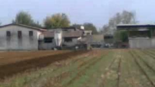 AGRIMECCANICA CONTE Fiat 160.90 in arartura.mp4
