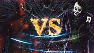 Joker VS Deadpool l Rap Battle MD
