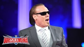 Howard Finkel welcomes the WWE Hall of Fame Class of 2016: WrestleMania 32 on WWE Network