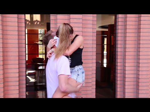 Xxx Mp4 Kissing Prank Acting Out The Notebook With Girls 3gp Sex