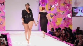On the Runway at Full Figured Fashion Week - Commentary - The New Yorker