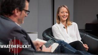 Jodie Foster Interview | Money Monster, Wall Street Corruption, Filmmaking