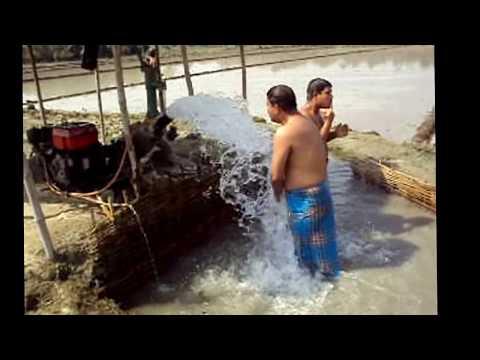 Village life in Bangladesh | Bathing in village