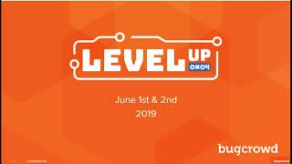 LevelUp 0x04 - Day 1